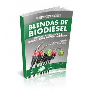 BLENDAS DE BIODIESEL Síntese, Otimização e Estabilidade Termo-Óxidativa