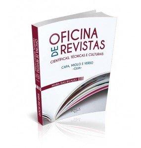 OFICINA DE REVISTAS CIENTÍFICAS, TÉCNICAS E CULTURAIS Capa, miolo e verso. Guia.