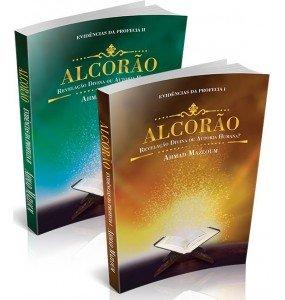 PROMOÇÃO ALCORÃO VOL 1 E VOL 2